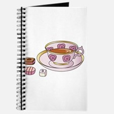 Tea and Petit Fours Journal