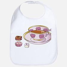 Tea and Petit Fours Bib