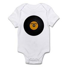 Vinyl Record Infant Bodysuit
