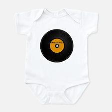 Vinyl Record Infant Bodysuit