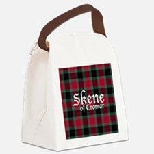 Tartan - Skene of Cromar Canvas Lunch Bag