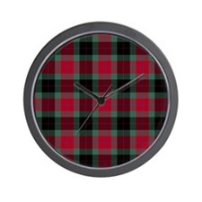 Tartan - Skene of Cromar Wall Clock