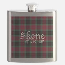Tartan - Skene of Cromar Flask