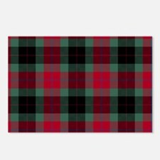 Tartan - Skene of Cromar Postcards (Package of 8)