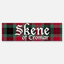 Tartan - Skene of Cromar Bumper Bumper Sticker