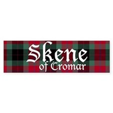 Tartan - Skene of Cromar Bumper Sticker