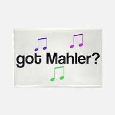 Got Mahler? Rectangle Magnet