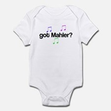 Got Mahler? Infant Bodysuit