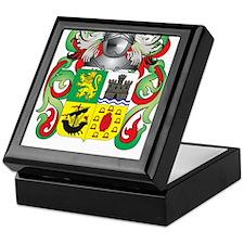 MacNeill Coat of Arms - Family Crest Keepsake Box