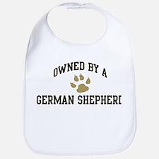 German Shepherd: Owned Bib