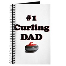 #1 Curling Dad Journal