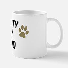 Pekepoo: Property of Mug