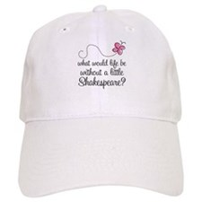 Funny Shakespeare Quote Baseball Cap
