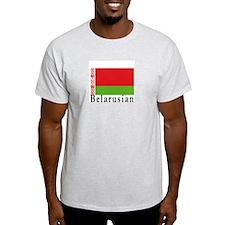 Belarus Ash Grey T-Shirt