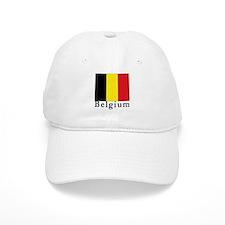 Belgium Baseball Baseball Cap