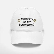 Lundehund: Property of Baseball Baseball Cap