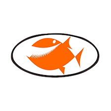 Orange Fish Patches