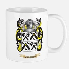 Maddison Coat of Arms - Family Crest Mug