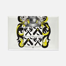Maddison Coat of Arms - Family Crest Rectangle Mag