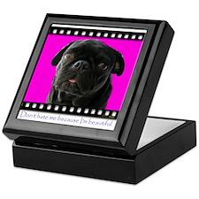 Pug / Pugs Keepsake Box