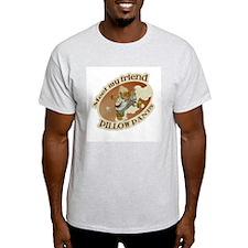 Pillow Pants Ash Grey T-Shirt