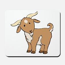 Cartoon Billy Goat Mousepad