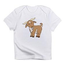 Cartoon Billy Goat Infant T-Shirt