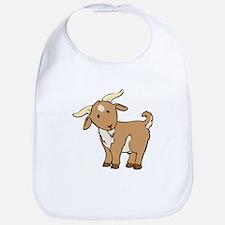 Cartoon Billy Goat Bib