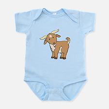 Cartoon Billy Goat Body Suit