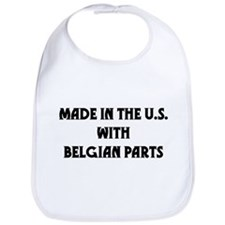 Made in the U.S. with Belgian Parts Bib