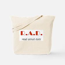 Read Aloud Daily Tote Bag