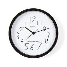 """the """"Official"""" Dumbass Wall Clock"""