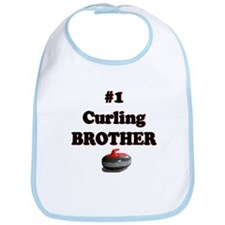#1 Curling Brother Bib