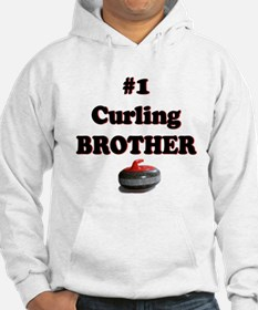 #1 Curling Brother Hoodie