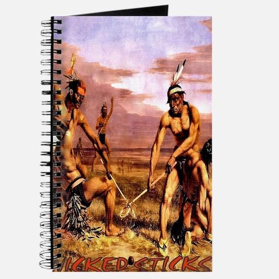 Wicked Sticks Lacrosse Journal