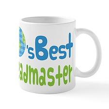 Earths Best Headmaster Mug