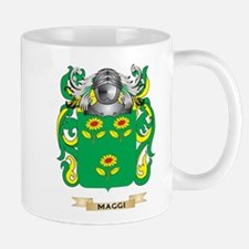 Maggi Coat of Arms - Family Crest Mug