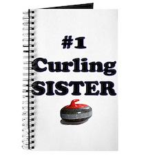 #1 Curling Sister Journal