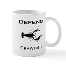 Nola Defend Crawfish Mug