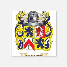 Mahoney Coat of Arms - Family Crest Sticker
