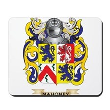 Mahoney Coat of Arms - Family Crest Mousepad