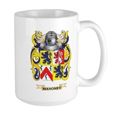 Mahoney Coat of Arms - Family Crest Mug