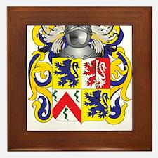 Mahoney Coat of Arms - Family Crest Framed Tile