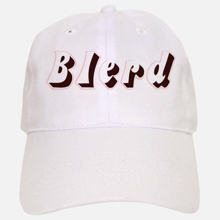 Blerd | Baseball Baseball Cap