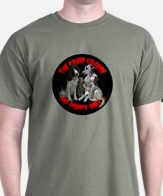 NO PUPPY MILLS T-Shirt