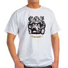 Maiden Coat of Arms - Family Crest T-Shirt