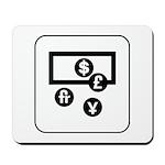 Money Exchange Mousepad