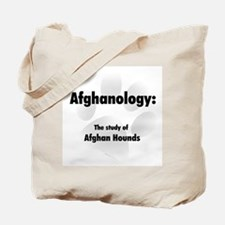 Afghanology Tote Bag