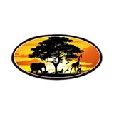Africa Patches