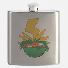 Sparky Catalinas Logo Flask